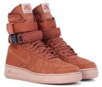 Sneakers Air Force 1 High mit Leder