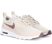 Sneakers Air Max Thea aus Leder
