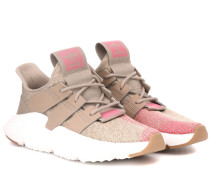 Sneakers Prophere mit Leder