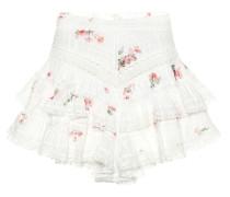 Shorts Heathers aus Baumwolle
