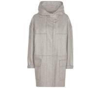 Mantel Elton aus einem Schurwoll-Cashmere-Gemisch