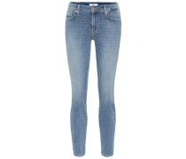 Mid-Rise Skinny Jeans Piper