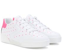Sneakers Stella aus Lederimitat