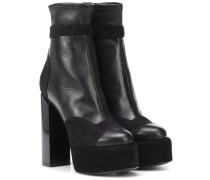 Ankle Boots Scarlett aus Leder