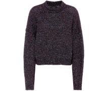 Metallic-Pullover Arty