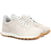 Sneakers Internationalist aus Veloursleder