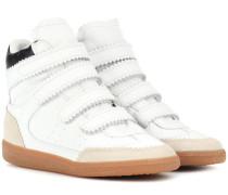 Sneakers Bilsy aus Leder