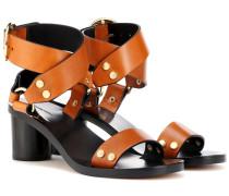 Sandalen Jeyka aus Leder