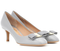 Pumps Vara Bow aus Lackleder