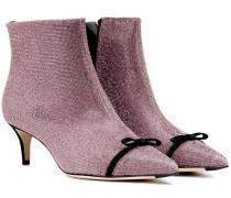 Verzierte Ankle Boots