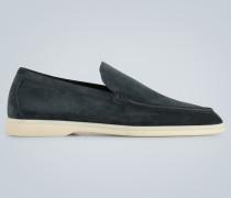 Veloursleder-Loafers Summer Walk