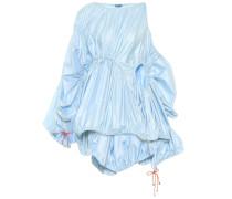 Gerafftes Minikleid