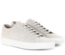 Sneakers Original Archilles aus Veloursleder
