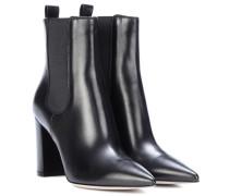 Ankle Boots Myers aus Leder