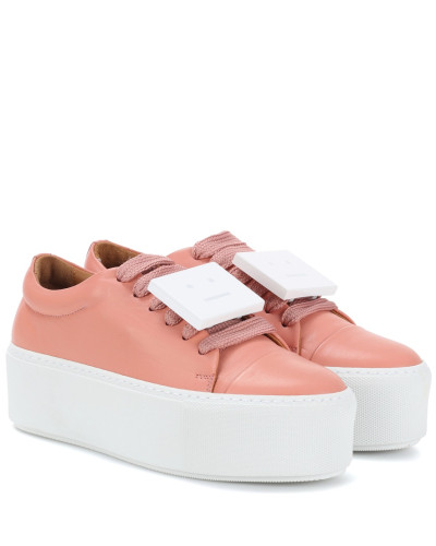 Exklusiv bei mytheresa – Sneakers Drihanna aus Leder