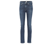 High-Rise Jeans Harlow