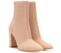 Exklusiv bei Mytheresa – Gestrickte Ankle Boots Vires