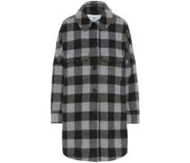 Mantel W's Buffalo aus einem Wollgemisch