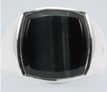 Ring Cushion aus Sterlingsilber