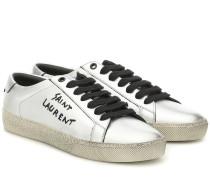 Sneakers Court Classic aus Leder