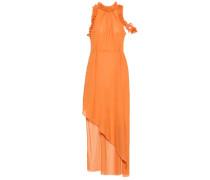 Kleid Assisi aus Seide und Baumwolle