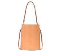 Bucket-Bag Caros aus Leder