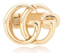 Ohrring Double G aus 18kt Gold