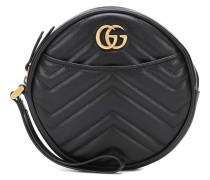 Clutch GG Marmont Small aus Leder