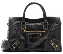 Tote Classic City S Metallic Edge