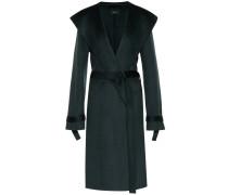 Mantel aus Wolle und Kaschmir