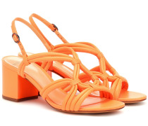 Sandalen Giovanna 80 aus Leder