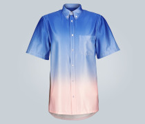 Bedrucktes Kurzarmhemd Rooney