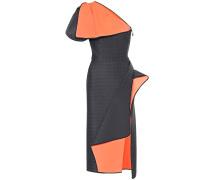 One-Shoulder-Kleid Aquatic