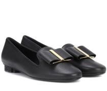 Loafers Sarno aus Leder