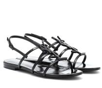 Sandalen Cassandra aus Lackleder