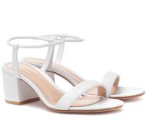 Sandalen Nikki 60 aus Leder