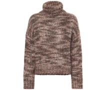 Pullover aus einem Mohairgemisch