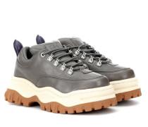 Sneakers Angel aus Leder