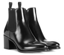 Ankle Boots Shirley aus Leder