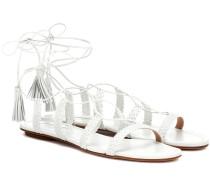 Sandalen Stromboli aus Leder