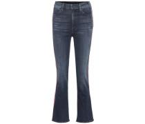 Jeans Hustler Ankle Fray