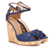 Wedge-Sandalen Harlow 115