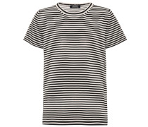 T-Shirt Ettore aus Stretch-Strick