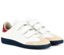 Sneakers Beth aus Leder