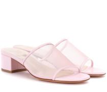 Sandalen Sophie aus Mesh und Leder