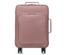 Koffer aus Intrecciato-Leder