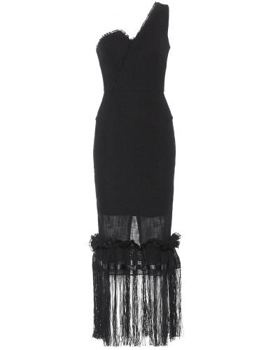 Asymmetrisches Kleid Kilpin