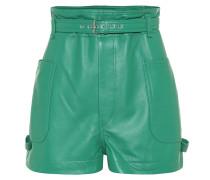 Shorts Xike aus Leder