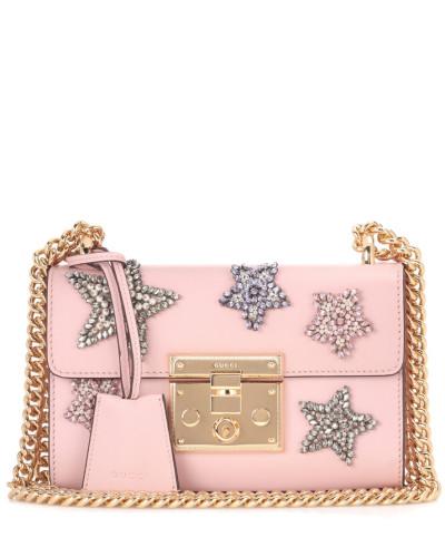 Niedrig Versandkosten  Verkaufsschlager Gucci Damen Schultertasche Padlock aus Leder Bestseller Speichern Günstig Online Visa-Zahlung Online cWDHxfkF