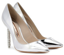 Pumps Coco Crystal aus Leder